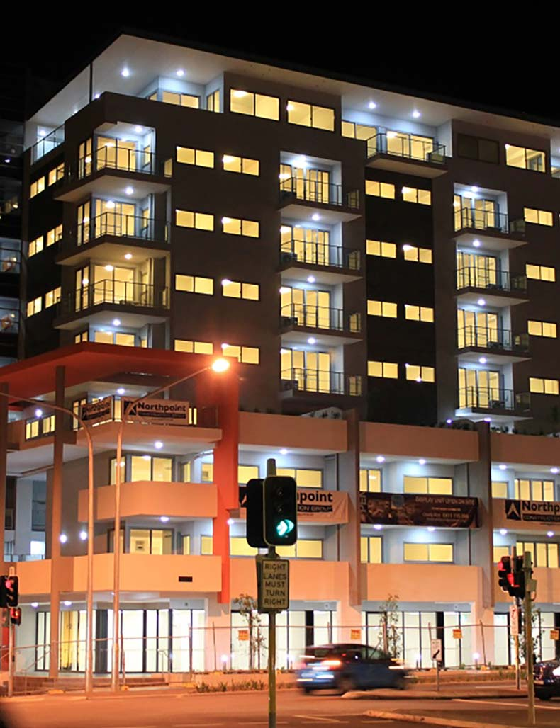 DOULOS APARTMENTS | Hornsby