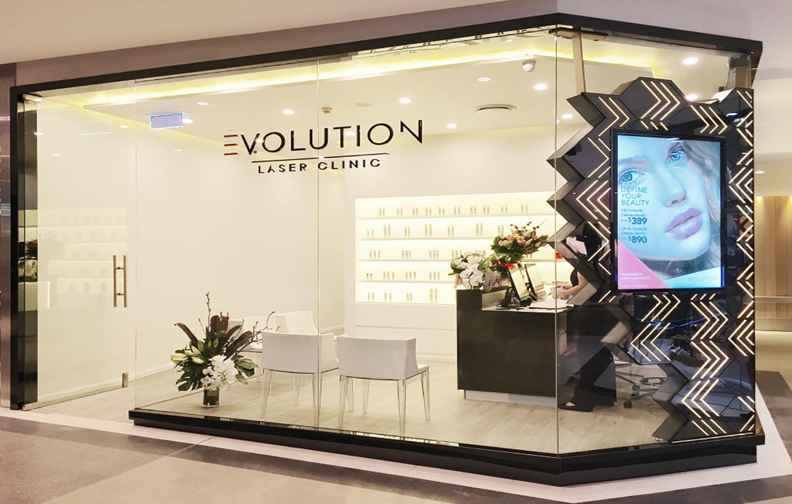 EVOLUTION | Miranda Westfield, Sydney