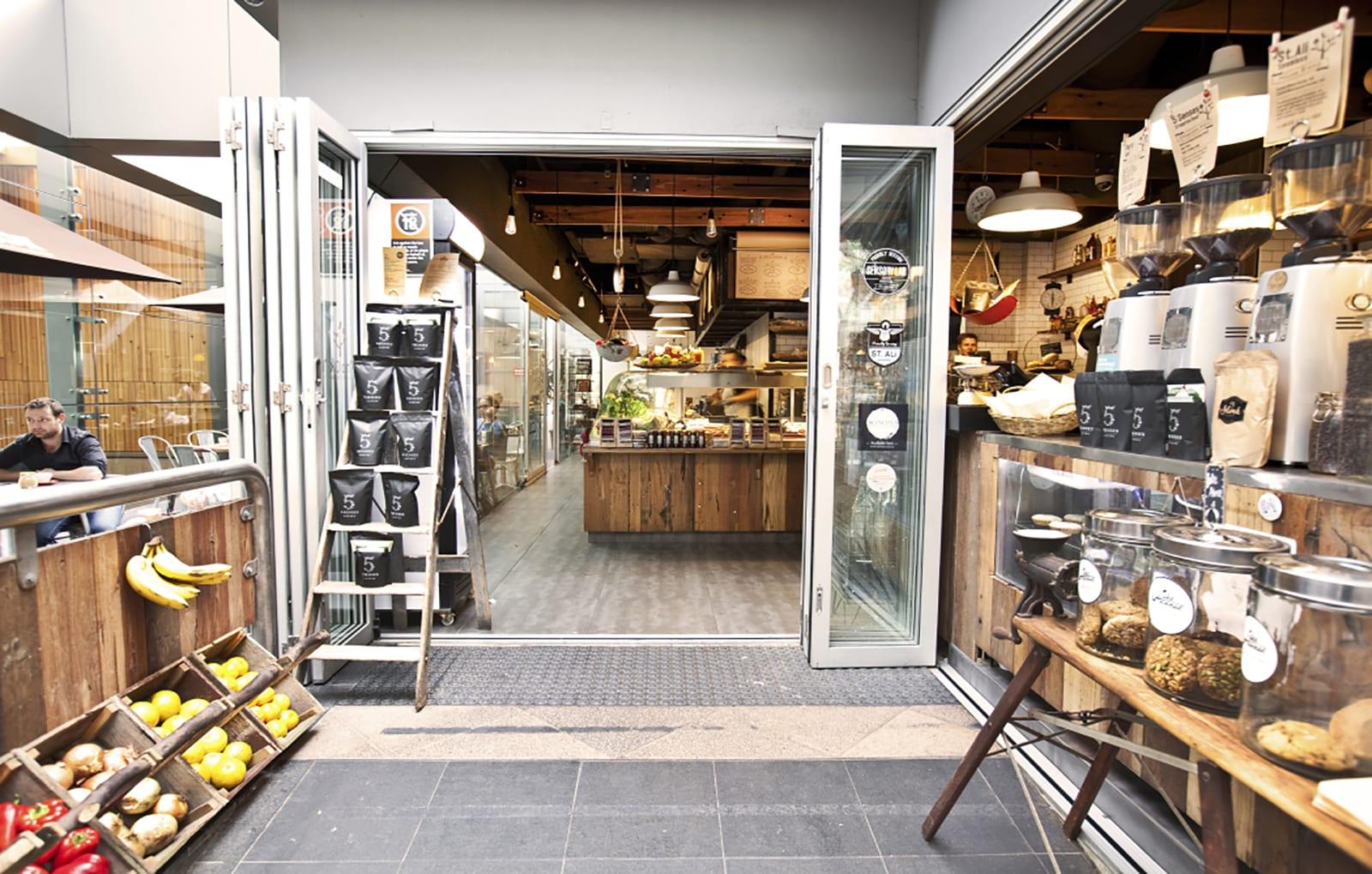 NOOK CAFÉ | Clarence St Sydney