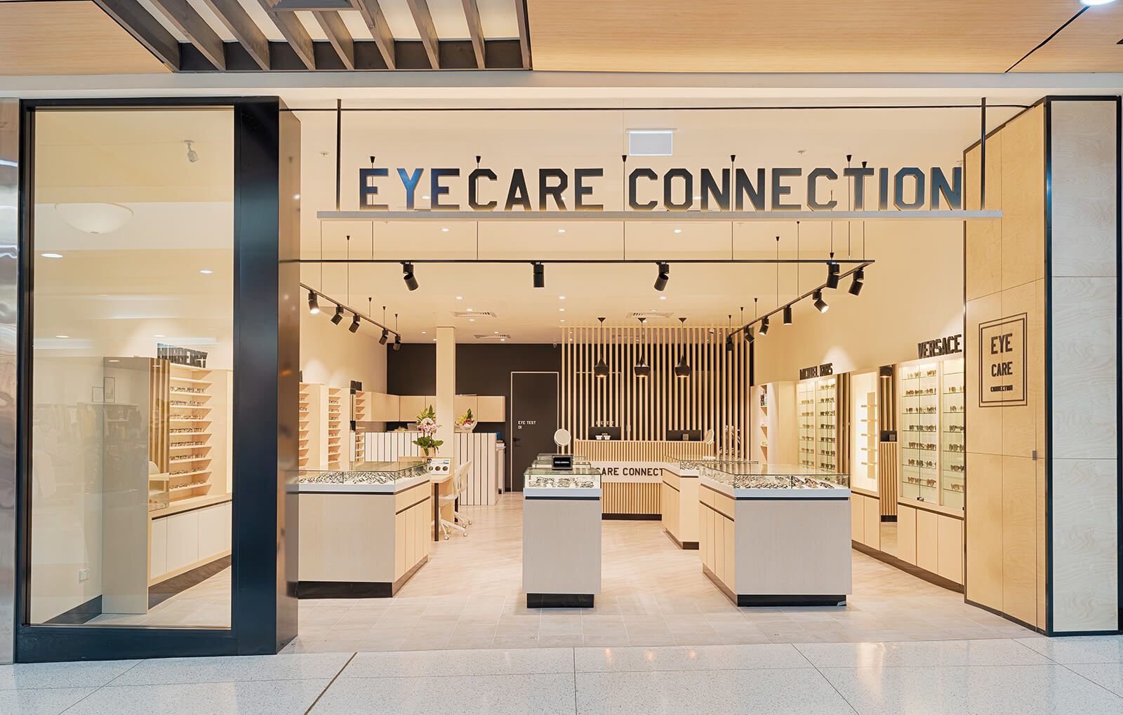 EYECARE CONNECTION | North Rocks Shopping Centre