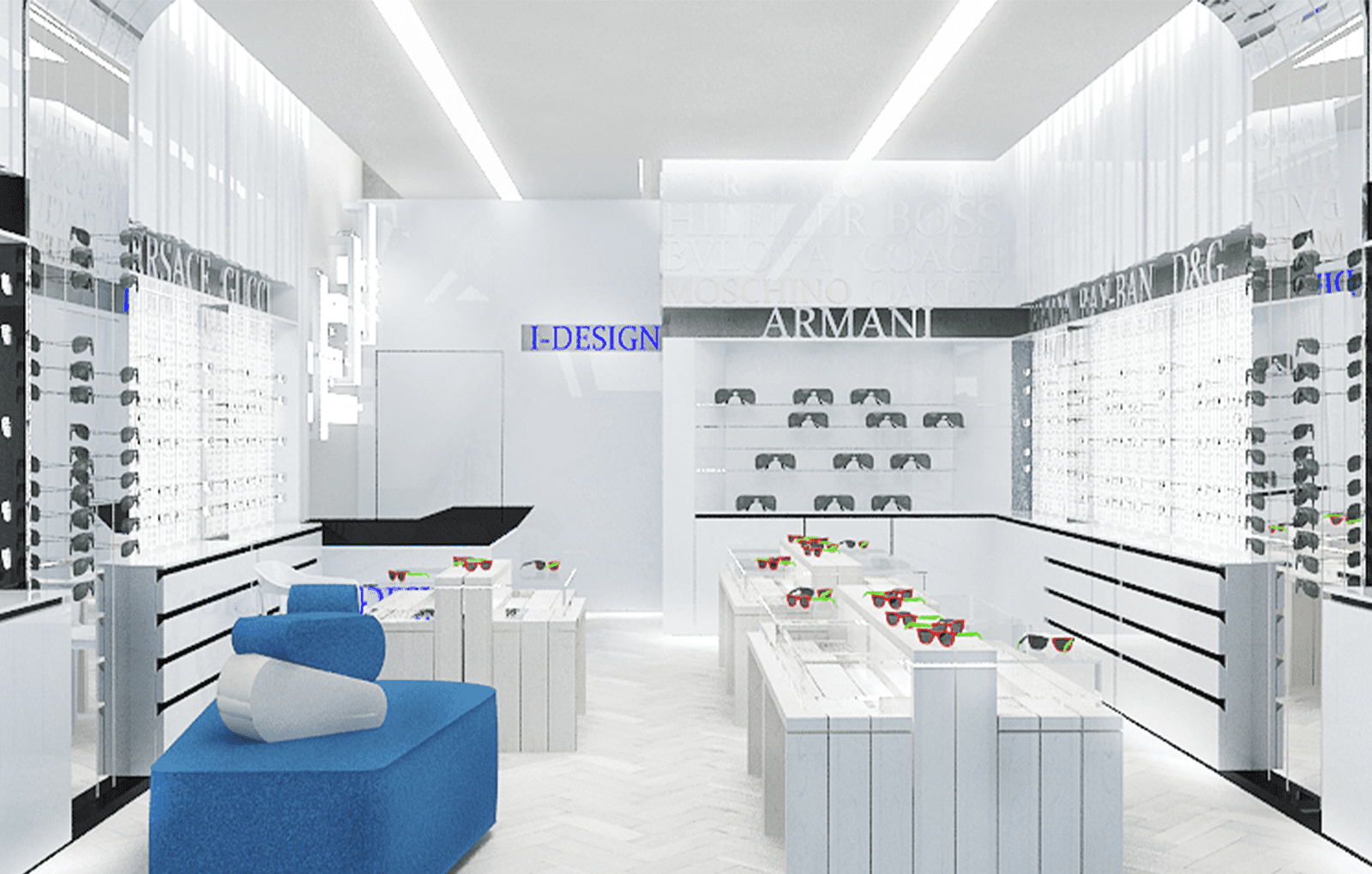 I- DESIGN OPTICAL | STOCKLAND WETHERILL PARK