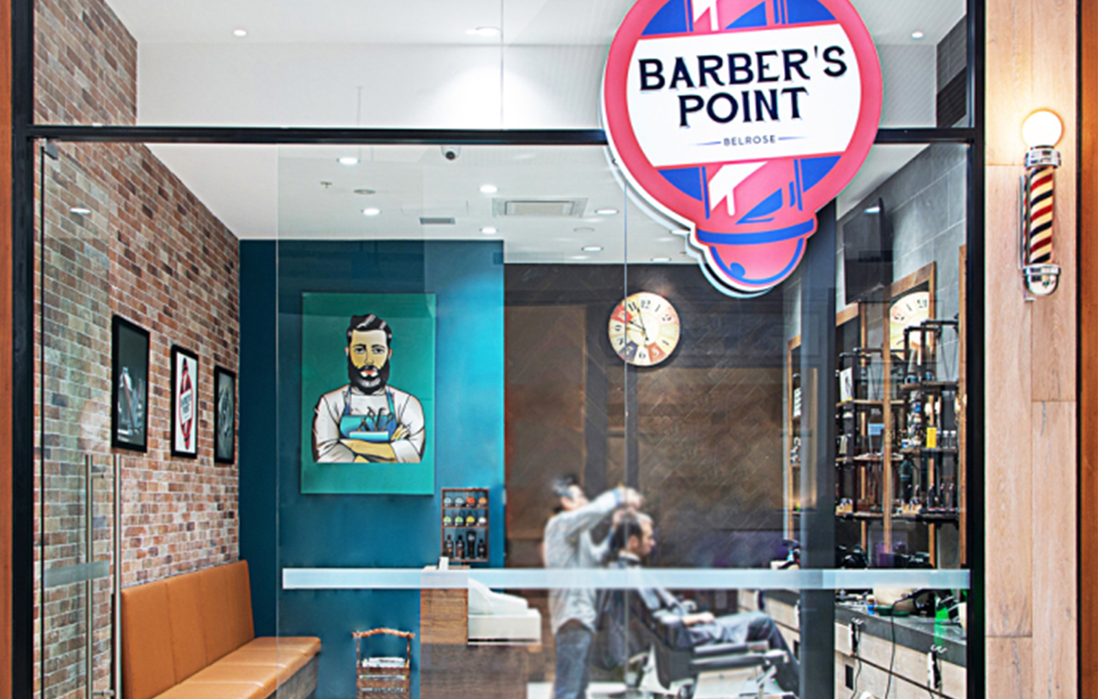BARBERS POINT | Glen St Belrose, NSW 2085