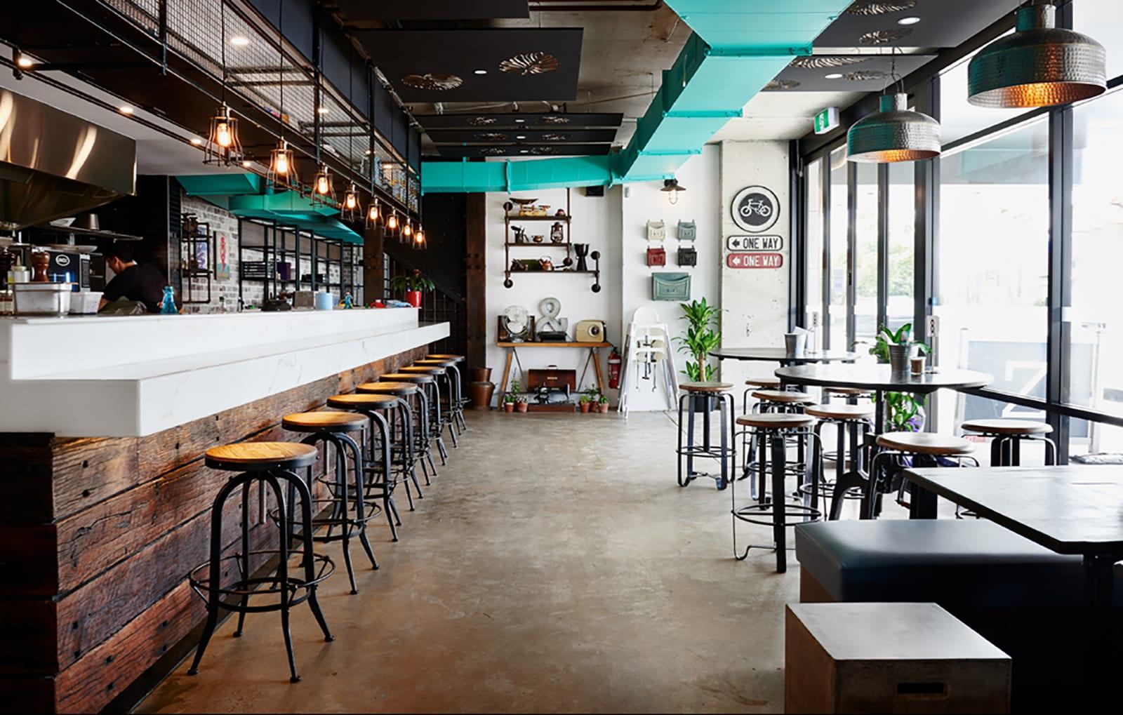 CNR 58 CAFE | Concord, Sydney