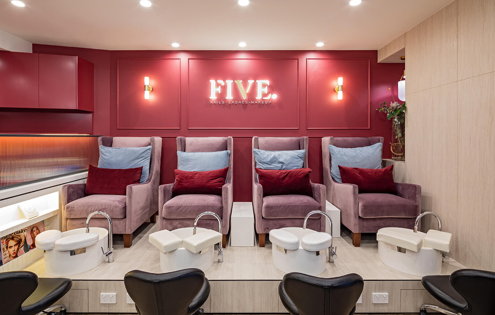 FIVE beauty | Haymarket