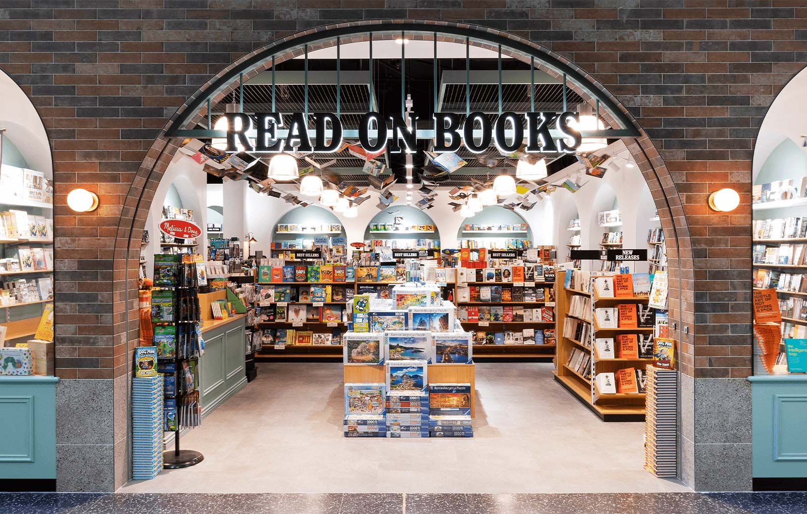 READ ON BOOKS | Westfield Eastgardens