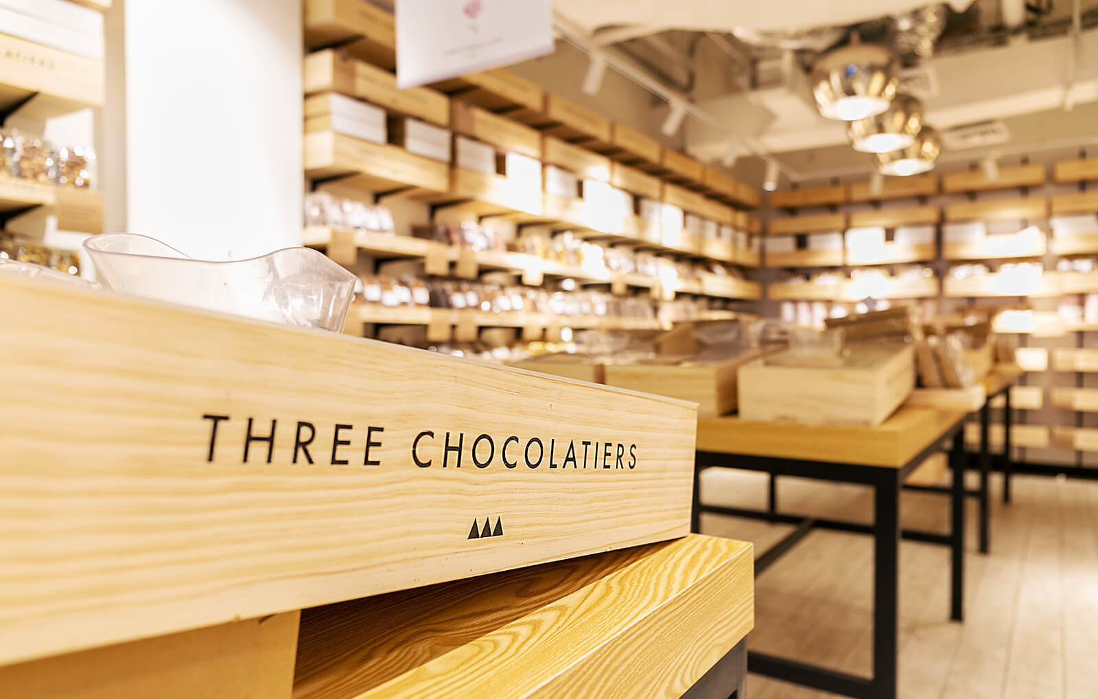 THREE CHOCOLATIERS | Wynard Station