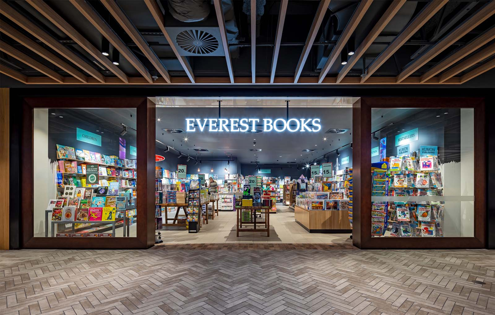 EVEREST BOOKS | Roselands