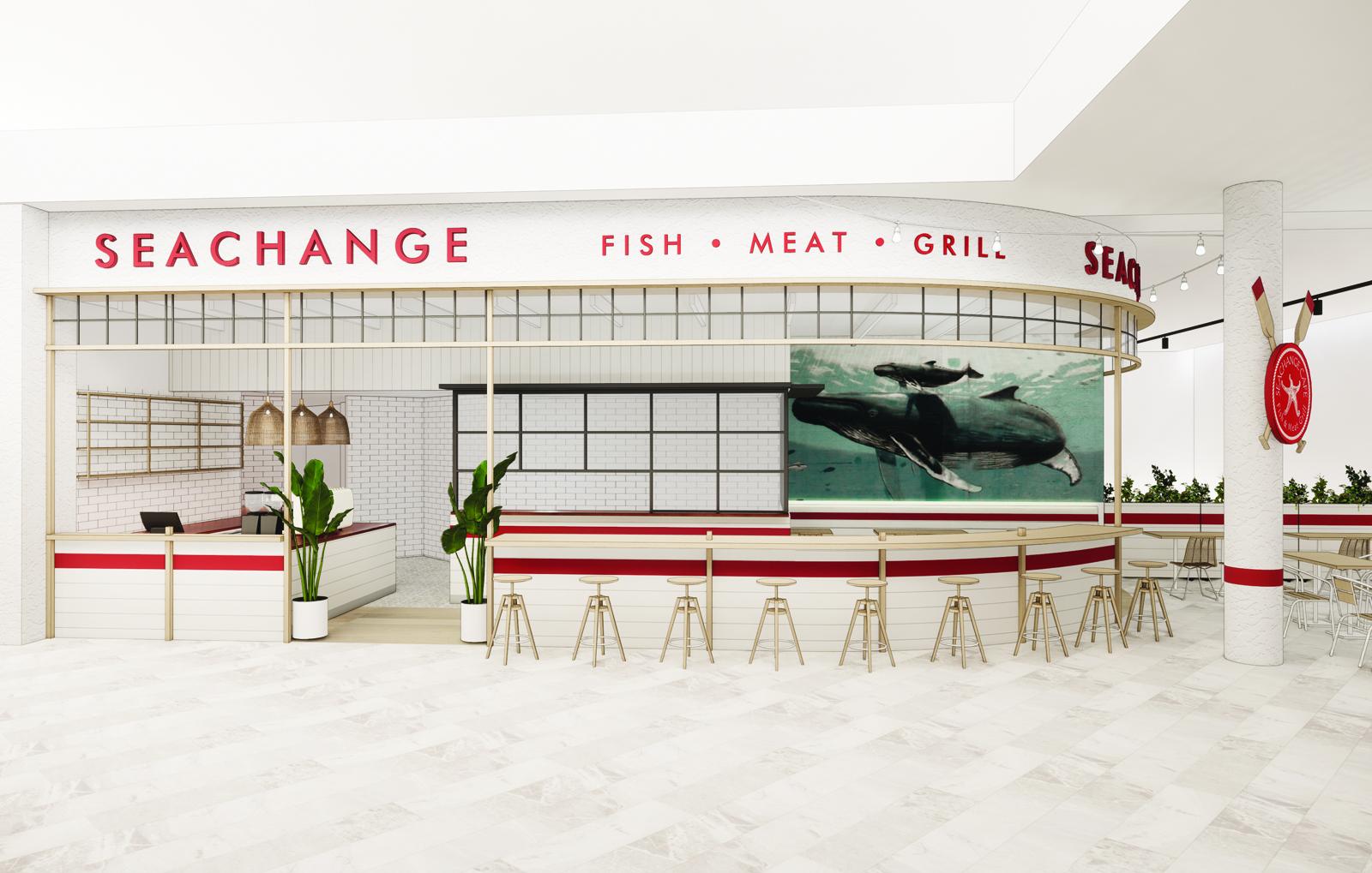 SEACHANGE | Warringah mall